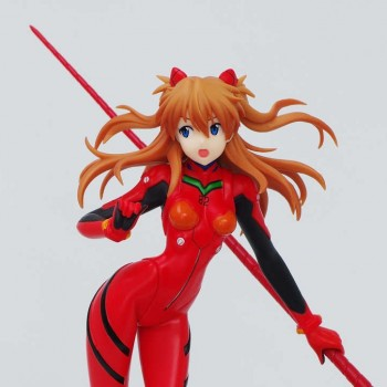 Asuka Langley Spear of Langinus (Shikinami)