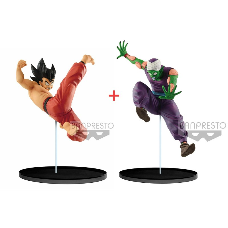 Pack Goku & Piccolo (Ma-junior) Match Makers