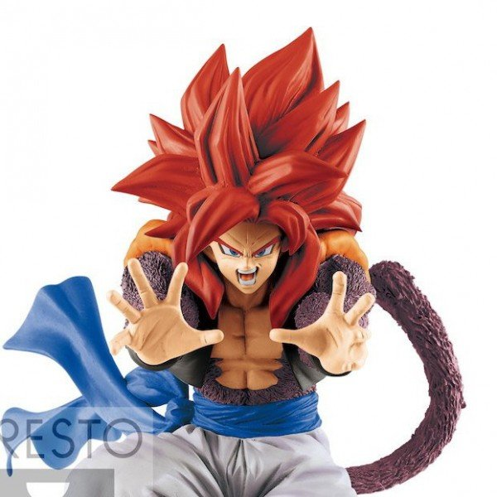 Dragon Ball GT Gogeta Super Saiyan 4 PVC Figure BANPRESTO