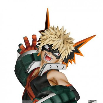 Katsuki Bakugo - The Amazing Heroes Vol.3