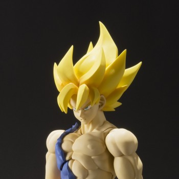 Son Goku SSJ Super Warrior Awakening Ver. S.H Figuarts