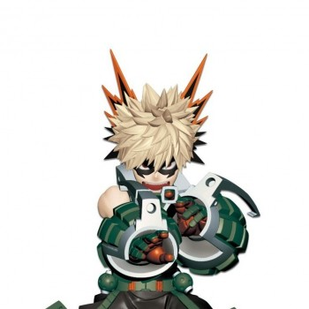 Katsuki Bakugo Enter The Hero