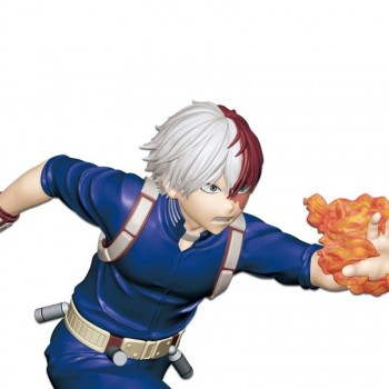 Shoto Todoroki Enter The Hero