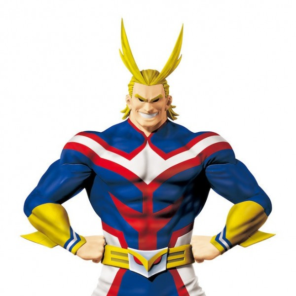 All Might Age of Heroes Vol. 1