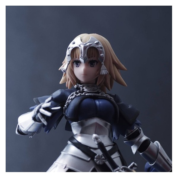 Jeanne d'Arc / Ruler SPM