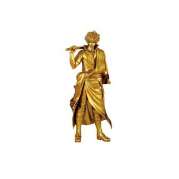 Figurine Gintoki Sakata Jump 50th Anniversary Gold Version