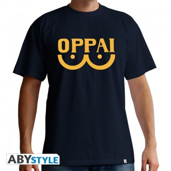 T-Shirt Oppai (Homme) One Punch Man