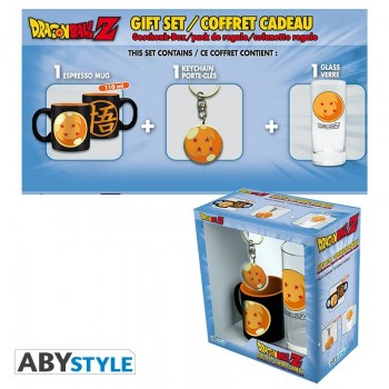 Box / Coffret Verre Dragon Ball Z