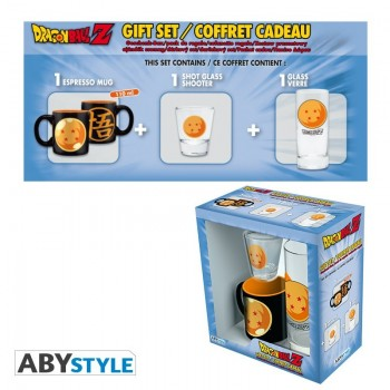 Box / Coffret Boule de Crystal Dragon Ball Z