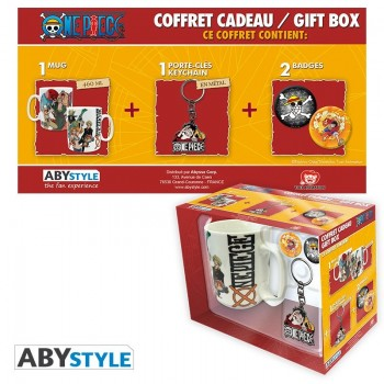 Box / Coffret New World One Piece