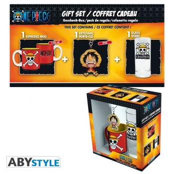 Box / Coffret Luffy One Piece