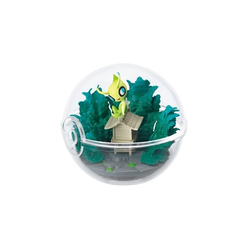 Celebi - Terrarium Pokemon Vol. 5