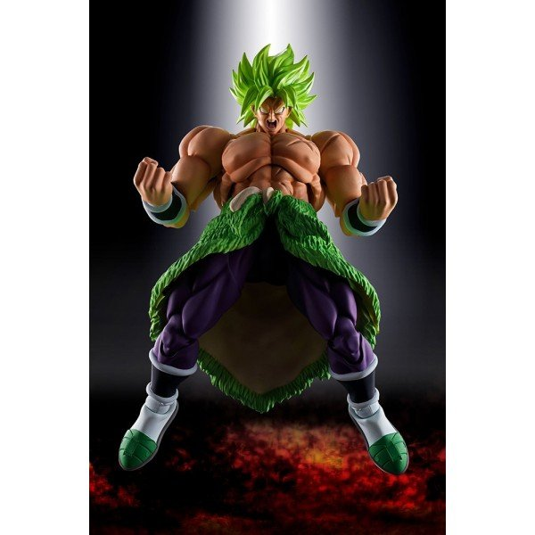 Figurine Broly Full Power S.H Figuarts