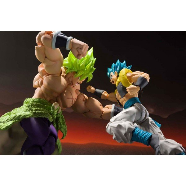 Figurine Broly Full Power S.H Figuarts Bandai Dragon Ball Vs Gogeta
