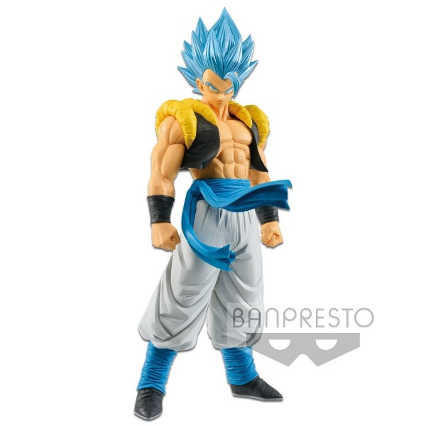 Figurine Gogeta SSJ God Blue Grandista Resolution of Soldiers