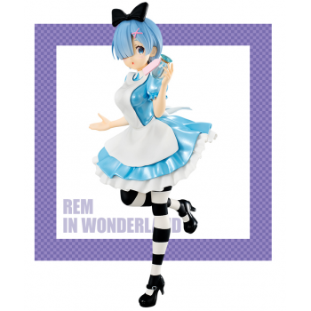 Figurine REM in the Wonderland