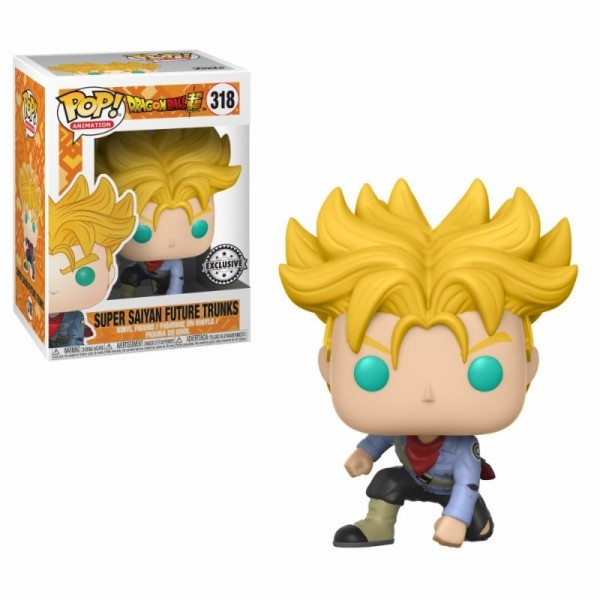Funko POP! Super Saiyan Future Trunks (318)