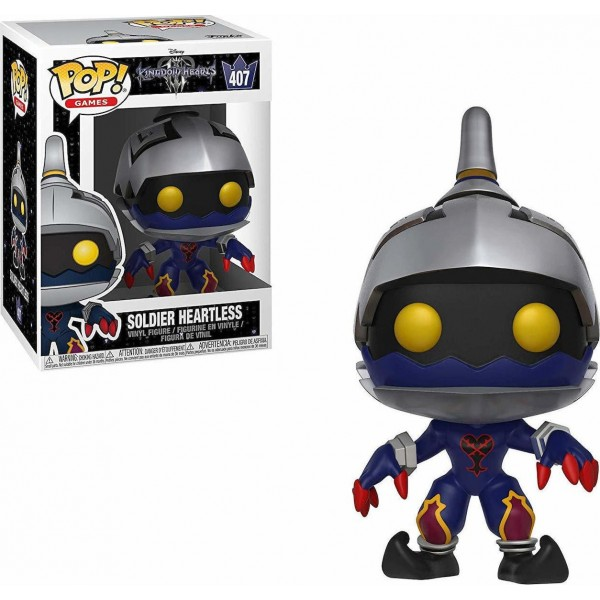 Funko POP! Soldier Heartless (407)