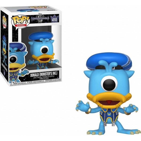 Funko POP! Donald (Monster's Inc) (410)