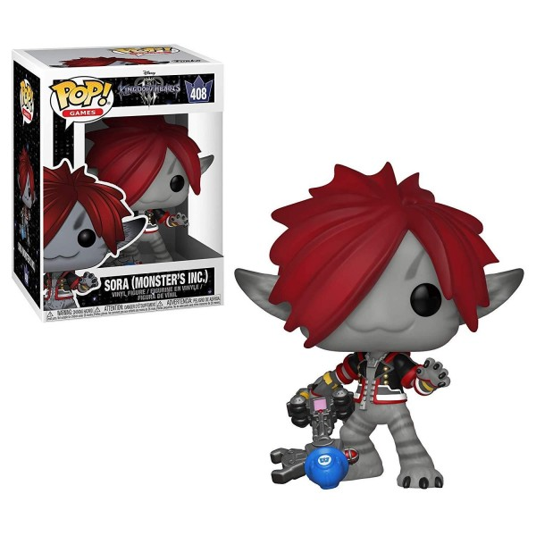 Funko POP! Sora (Monster's Inc) (409)
