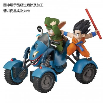 Maquette Oolong's Road Buggy Mecha Collection Vol. 5