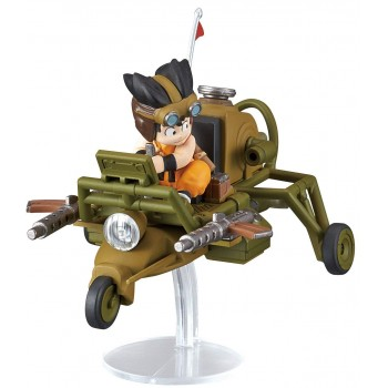 Maquette Son Gokou's Jet Buggy Mecha Collection Vol. 4