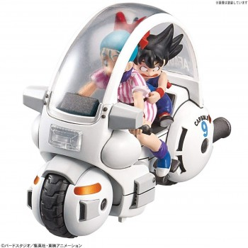 Maquette Bulma's Capsule No.9 Motorcycle Mecha Collection Vol. 1