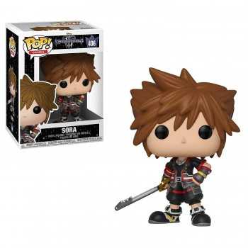 Sora (406) Funko POP! Kingdom Hearts 3