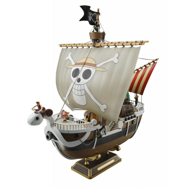 Maquette Going Merry 30cm One Piece