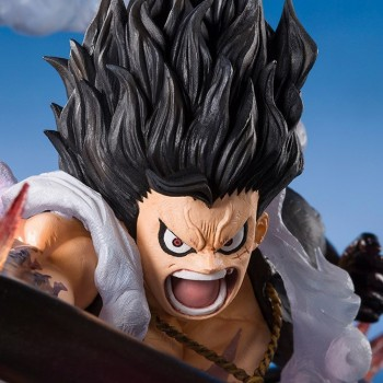 Luffy Gear 4 Snakeman Figuarts Zero (King Cobra)