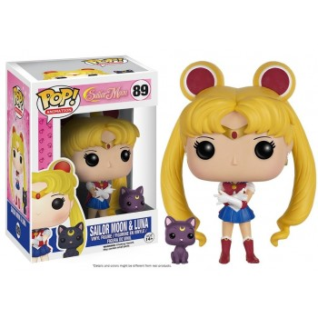 Funko POP Sailor Moon & Luna