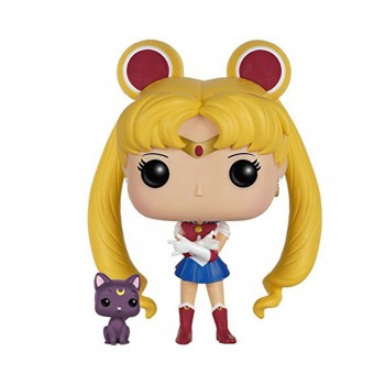 Sailor moon figurine pop