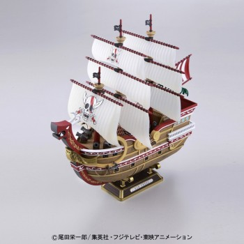 Maquette bateau Red Force