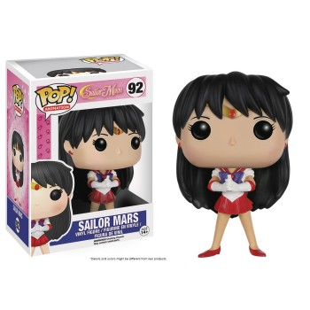 Figurine Funko POP Sailor Mars - 92
