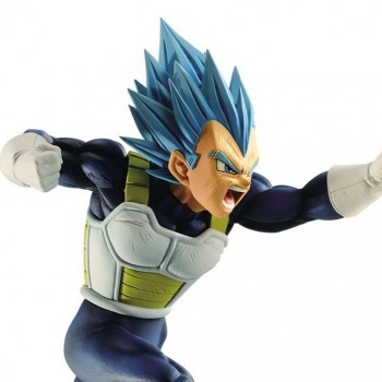 Vegeta Super Saiyan God Blue Z-Battle (Ichiban Kuji)