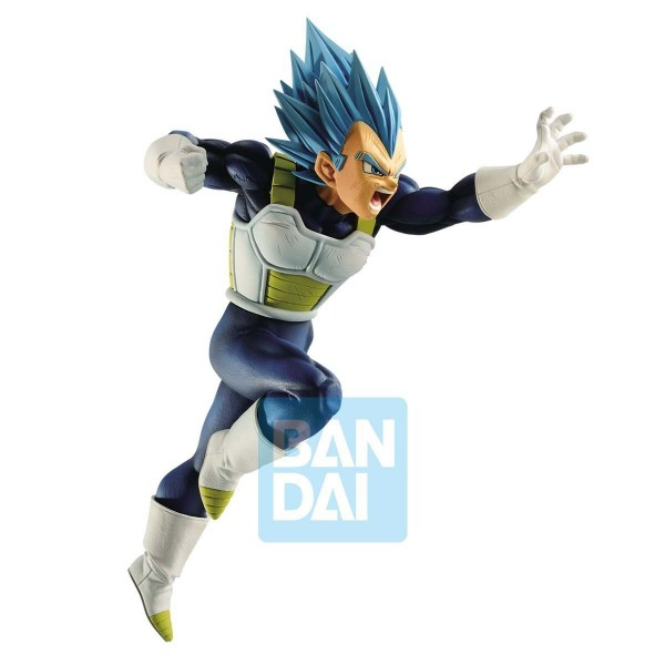 Figurine Vegeta Super Saiyan God Blue Z-Battle (Ichiban Kuji)