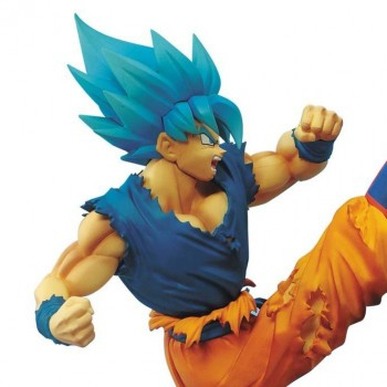 Goku Super Saiyan Blue Full Power Z-Battle (Ichiban Kuji)