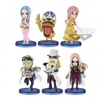 Figurines WCF -Levely- Vol. 1