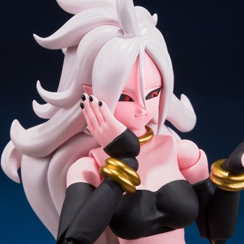 C-21 (Android 21) S.H. Figuarts