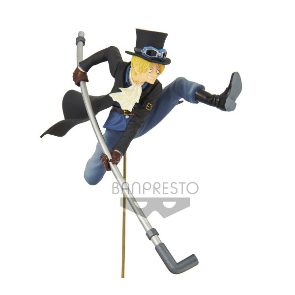 Figurine Sabo BWFC Vol. 8 (2019)