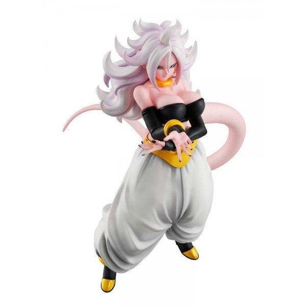 C-21 (Android 21) Tranformed Ver. Gals Megahouse
