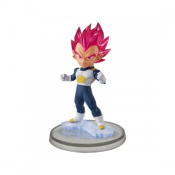 Figurine Vegeta SSJ God Ultimate Grade (UG) Serie 9