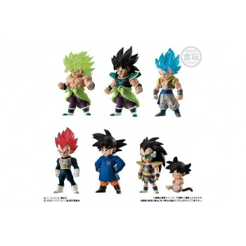 Set complet Dragon Ball Adverge 9 Movie Special