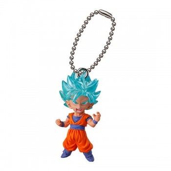 Porte-clé Goku SSJ God Blue UDM The Best 25