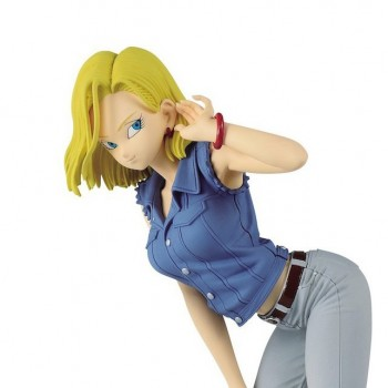 C-18 (Android 18) Glitter & Glamours Vol. 2 Ver. A