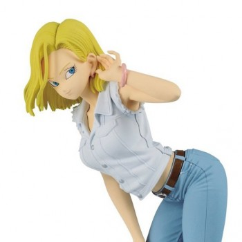 C-18 (Android 18) Glitter & Glamours Vol. 2 Ver. B