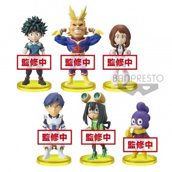 Figurine My Hero Academia WCF Vol. 1
