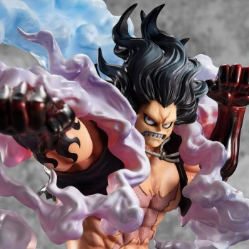 Luffy Gear 4 Snake Man Excellent Model P.O.P. SA-MAXIMUM