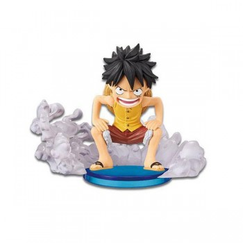 Luffy WCF Burst