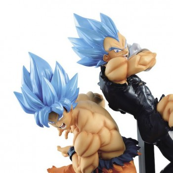 Figurines Goku & Vegeta Tag Fighters